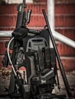 Geigerrig G5 Tactical Guardian Black